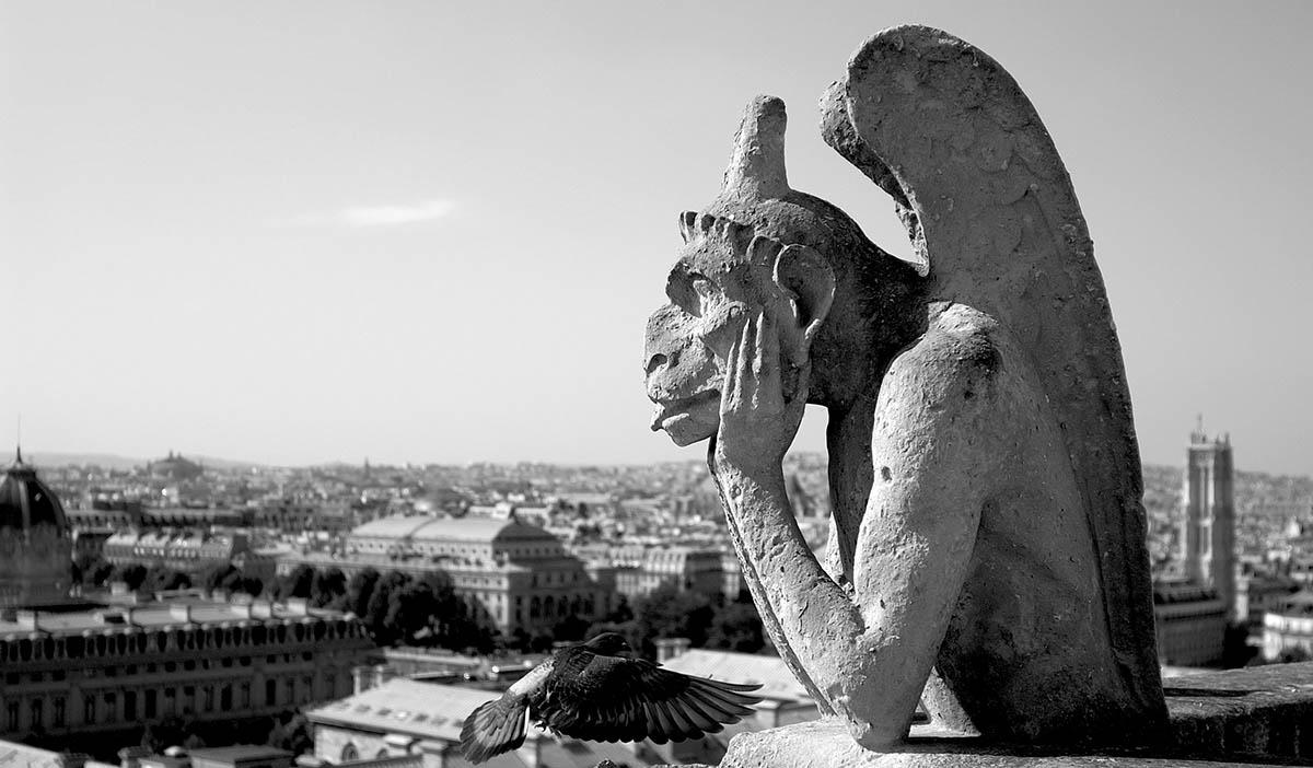 Creature-Notre-Dame